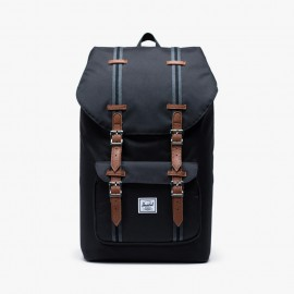 Little America Backpack Black Black