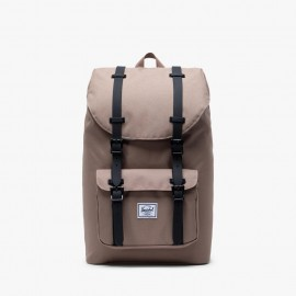 Mochila Little America Mid Volume Pine Bark/Black