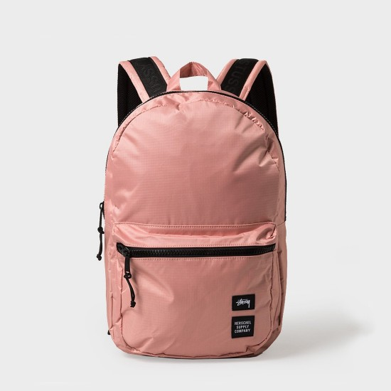 Rip Stop Lawson Backpack Pink