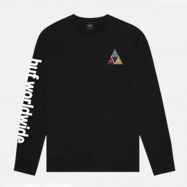 Sudadera Prism Crew Black