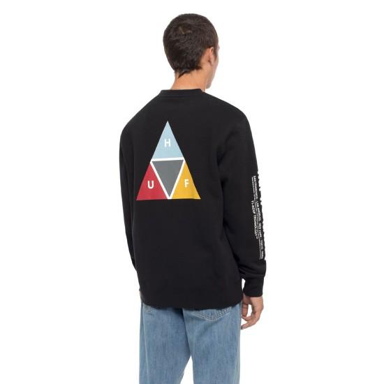 Prism Crew Black