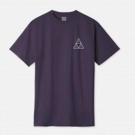 Camiseta Triple Triangle Purple Velvet