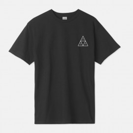 Dystopia Triple Triangle T-Shirt Black
