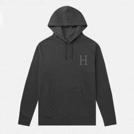 Memorium Classic H Pullover Hoodie Black