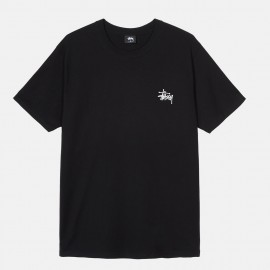Basic Stüssy Tee Black