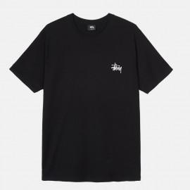 Camiseta Basic Stüssy Black