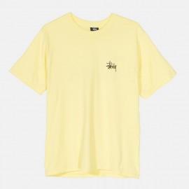 Camiseta Basic Stüssy Lemon