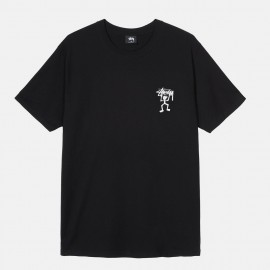 Warrior Man Tee Black