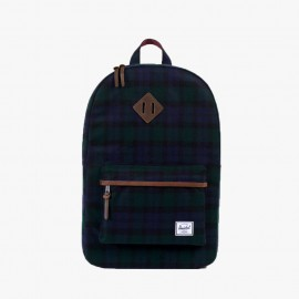 Heritage Backpack Black Watch Plaid Select