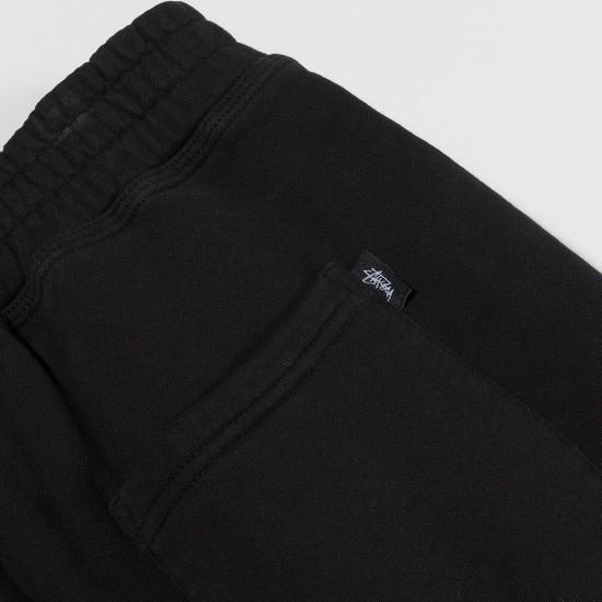 Stock Fleece Pant Black