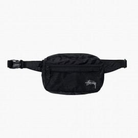 Light Weight Waist Bag Black