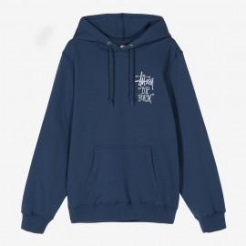 Sudadera Top Form Hood Navy