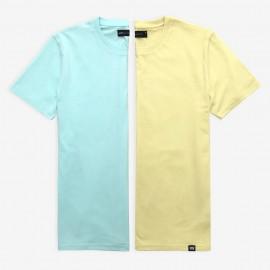 Organic 2 Pack OG™ Fresh Yellow Ξ Fresh Turquoise