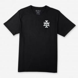 AT Totem Basic Logo BLACK White