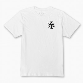 AT Totem Basic Logo White