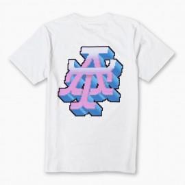Pixel Art AT Logo T-shirt